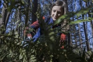 Christine Patrum is the new manager of the Georgia State University Perimeter College Native Plant Botanical Garden.