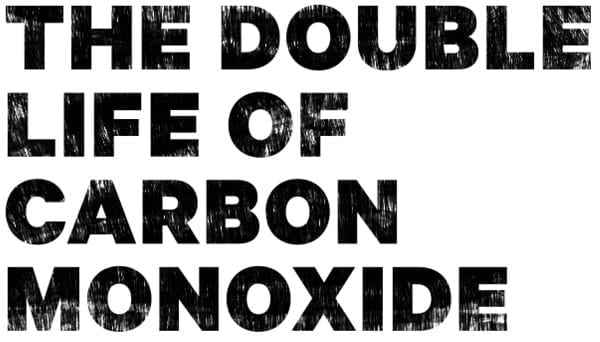 The Double Life of Carbon Monoxide