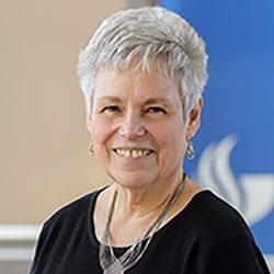 Risa Palm, enior Vice President for Academic Affairs and Provost at Georgia State University