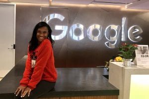 Honors Computer Science Undergrad Awarded Google Scholarship