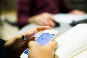 Texting And Emailing Parents Brings Chronically Absent Students Back To School, Study Finds