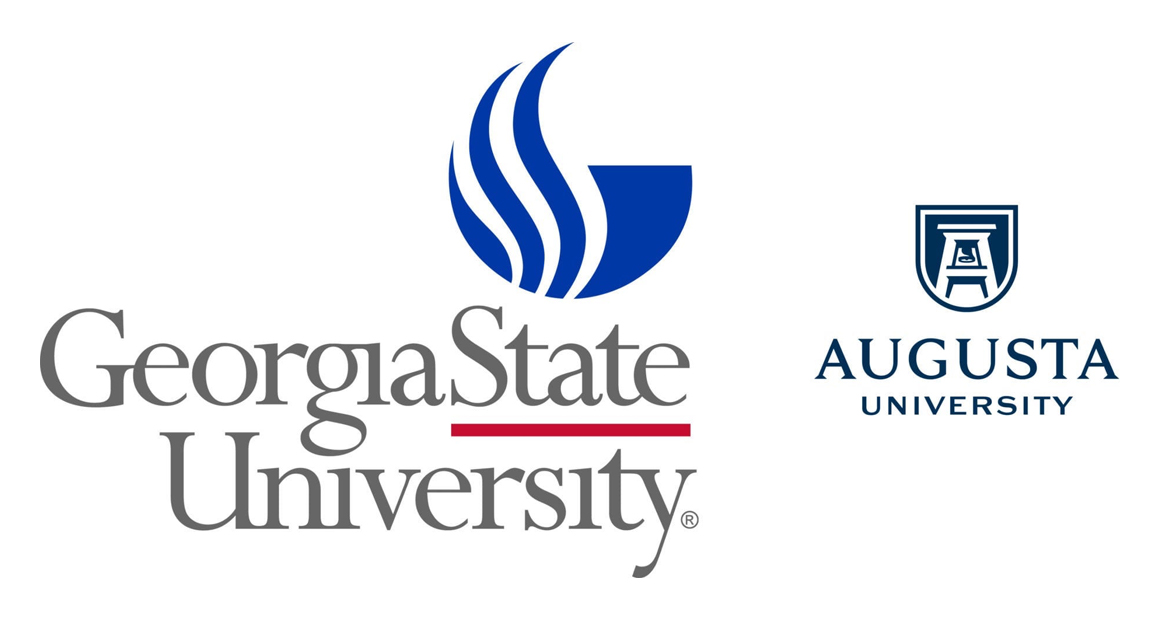 Georgia Stte and Augusta University Logo