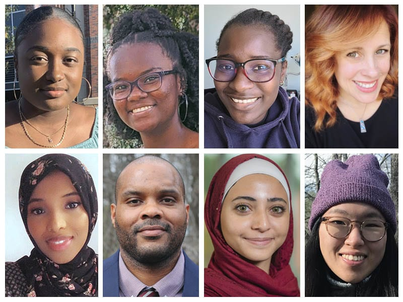 Eight semifinalists from Perimeter College have been named for national Jack Kent Cooke Undergraduate Transfer Scholarship.