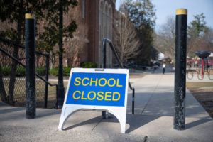school closed pandemic education
